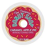 The Original Donut Shop, Caramel Apple Pie, Single-Serve Keurig K-Cup Pods, Light Roast, 48 Count