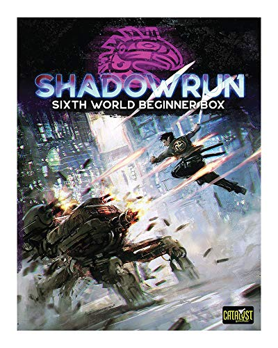 Catalyst Game Labs Shadowrun: Sixth World Beginner Box