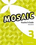 Pack Mosaic 3. Teacher's Book - 2nd Edition (+ Teacher's Resource CD) - 9780194652124