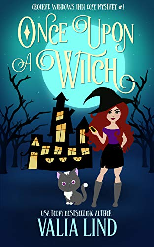 Once Upon a Witch: A Paranormal Cozy Mystery by [Valia  Lind]