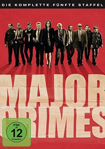 Major Crimes - Die komplette fünfte Staffel [5 DVDs]