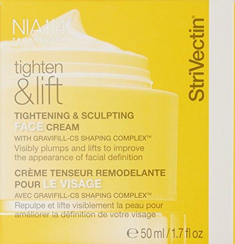 StriVectin Tightening and Sculpting Face Cream, 1.7 Fl Oz