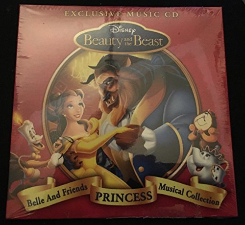 Belle and Friends Princess Musical Collection-Beauty and the Beast-Disney by Unknown (2010-01-01j