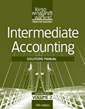 Solutions Manual V2 t/a Intermediate Accounting, 14th Edition