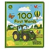 100 First Words (John Deere 100 First Words Book) (John Deere Kids)