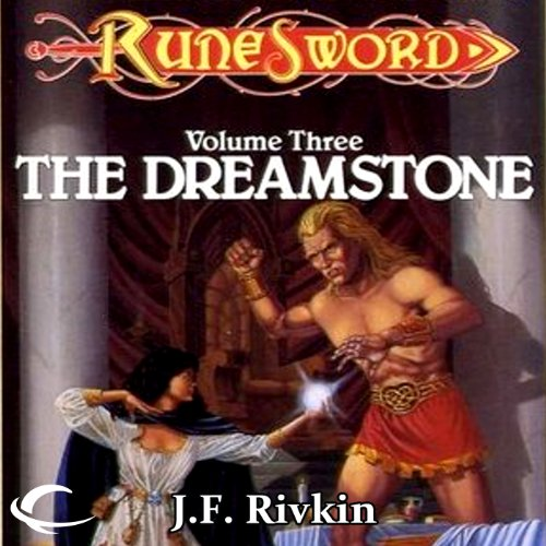 The Dreamstone audiobook cover art