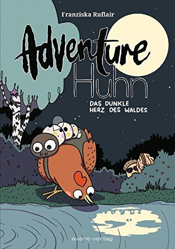 Adventure Huhn: Das dunkle Herz des Waldes