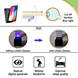 Zoom IMG-1 lifeart occhiali anti luce blu