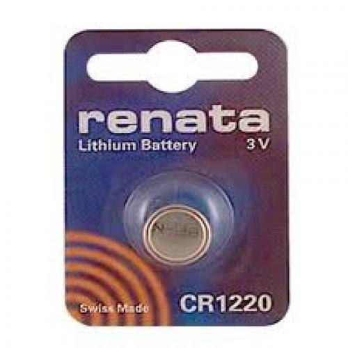 1x Renata 1220Swiss Made bottone al litio