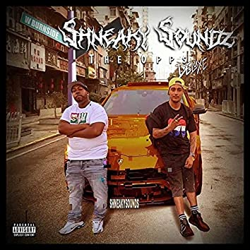 Shneaky Sounds : The Opps (Deluxe)