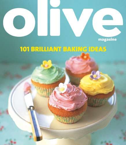 Olive: 101 Brilliant Baking Ideas (Olive Magazine) (English Edition)