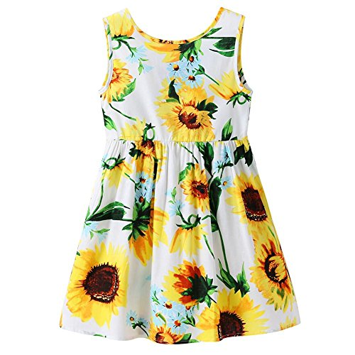 Baby Girl Swimsuit Flower Print Swimwear Sunsuit Summer Beachwear Outfit chinatera Girls One Piece Swimsuit