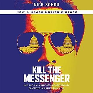 Kill the Messenger audiobook cover art