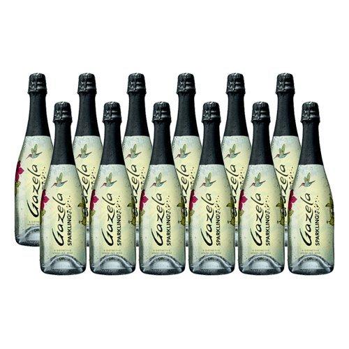 Gazela Sparkling - Schaumwein- 12 Flaschen