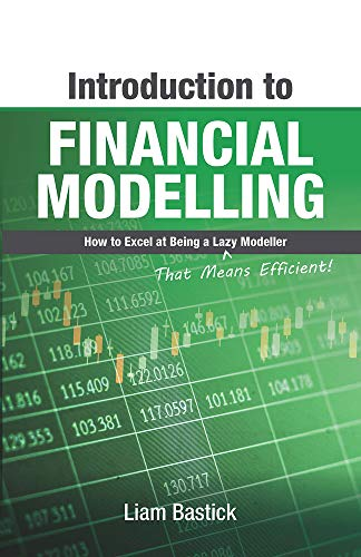 Introduction To Financial Modelling: How to Excel at Being a Lazy Modeller Front Cover