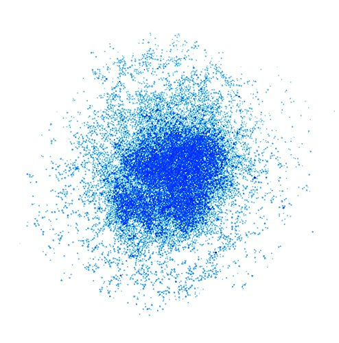 Glorex Peelingkörper, Jojobawachs, blau, 11.8 x 5.5 x 0.5 cm