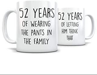 52nd anniversary gifts for men and women, 52nd anniversary gift for couple, 52 anniversary, 52 year anniversary, 52nd wedding anniversary