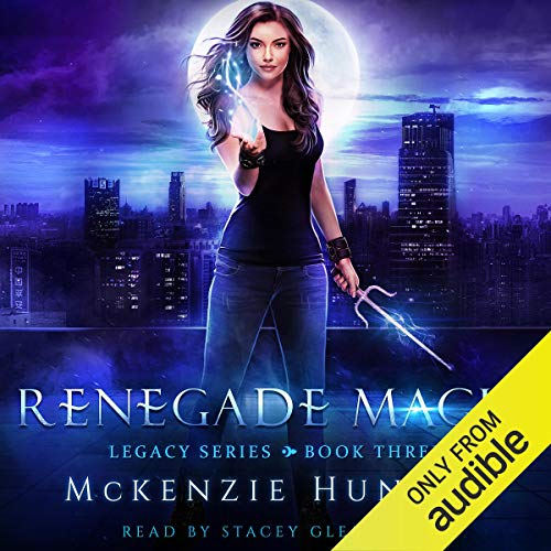 Renegade Magic cover art