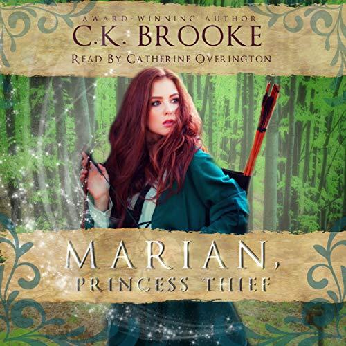 Marian, Princess Thief: A Robin Hood Retelling  By  cover art