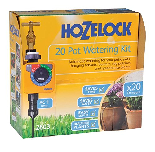 Hozelock 20 Pot Automatic Watering with AC1 Timer