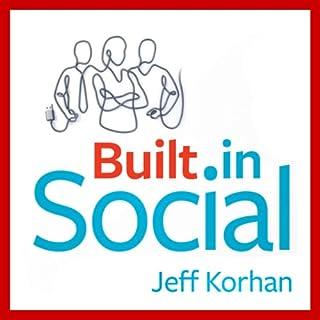 Built-In Social audiobook cover art