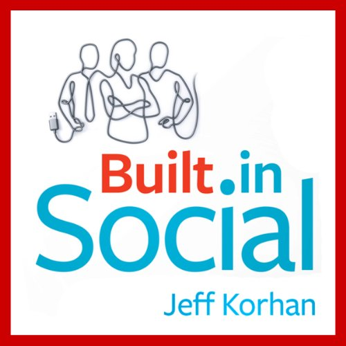Built-In Social audiobook cover art