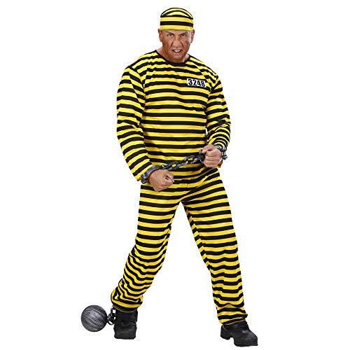 Widmann - Kostüm Häftling
