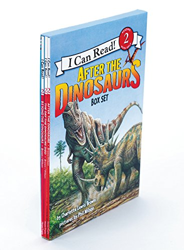 After the Dinosaurs Box Set: After the Dinosaurs, Beyond the Dinosaurs, The Day the Dinosaurs Died (