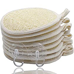 Natural Exfoliation Pads