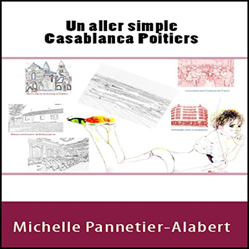 Un aller simple Casablanca Poitiers cover art