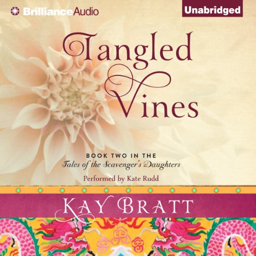 Tangled Vines audiobook cover art