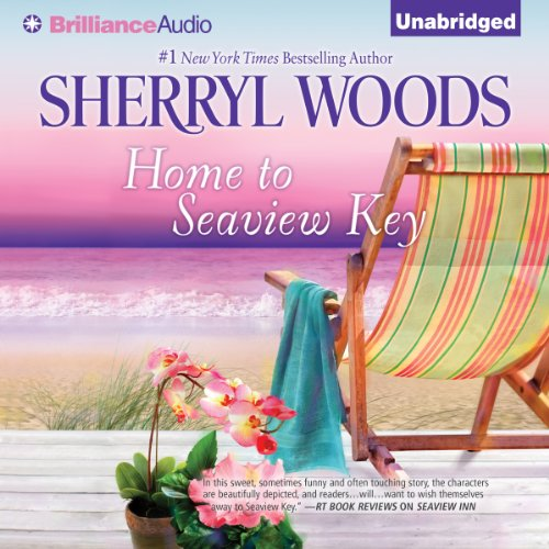 Home to Seaview Key audiobook cover art