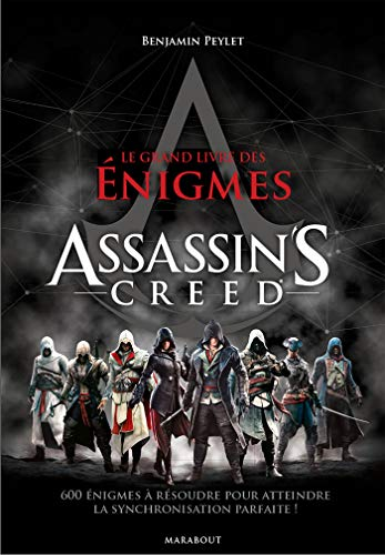 Le Grand livre des énigmes Assassins'creed