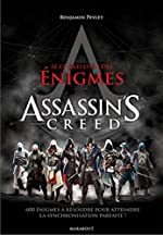 Le Grand livre des énigmes Assassins'creed de Benjamin Peylet