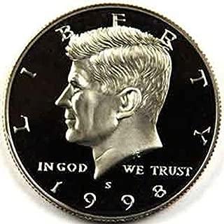 1998 S Kennedy Proof Half Dollar PF1