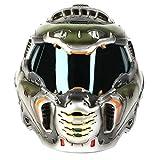 Doom Mask Eternal Helmet Cosplay Props for Men Boys