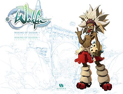 Wakfu, Making of saison 1 : Tome 5, L'Enfer du Boufbowl