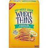Wheat Thins Crackers, Ranch Flavor, 1 Box (9 oz.)