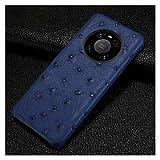 carcasa de telefono Fit For Huawei Mate 40 Pro Mate 30 PRO Teléfono Funda Caso Fit For Huawei P40 Lite P30 Pro P20 Funda Para Teléfono Móvil Líquida ( Color : Blue , Size : Fit For Mate 40pro )