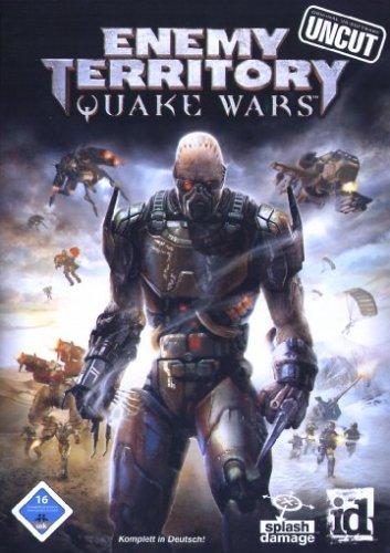 Enemy Territory(TM) QUAKE Wars [Importación alemana]