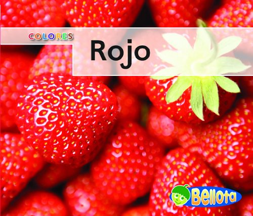 Rojo / Red (Bellota/ Colores)