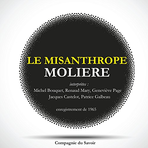 Le Misanthrope cover art