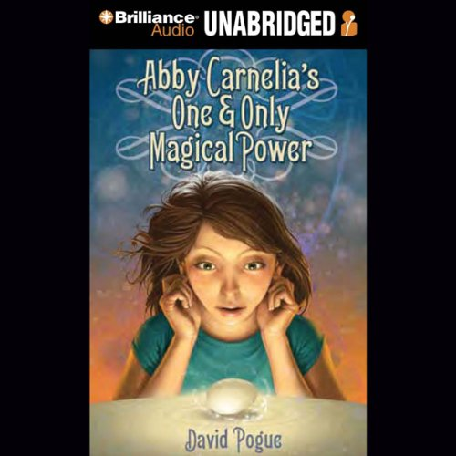 Abby Carnelia's One and Only Magical Power cover art