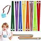 Mask Lanyard for Kids ,Mask Leash With Clip,Mask Leash Lanyard,Mask Leash Break Away for Kids /Teens/ Adults Seniors 9 Pcs
