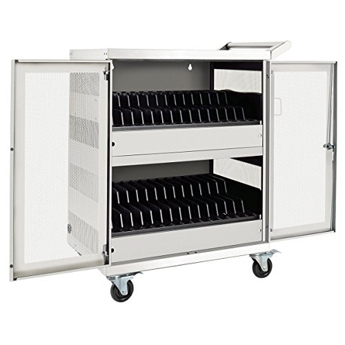 Why Choose Tripp Lite 32-Port AC Charging Cart Storage Station for Chromebook & Laptop, White (CSC32...