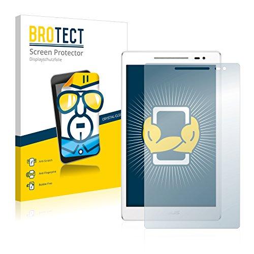 brotect Pellicola Protettiva Compatibile con ASUS ZenPad 8.0 Z380 KL Pellicola Trasparente (2 Pezzi) Anti-Impronte