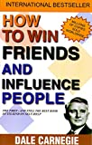 HOW TO WIN FRIENDS AND INFLUENCE PEOPLE [Paperback] DALE CARNEGIE - 01/01/2018