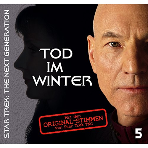 Tod im Winter 5 (Star Trek - The Next Generation) Titelbild