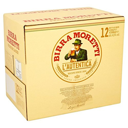 Birra Moretti 12 x 330ml