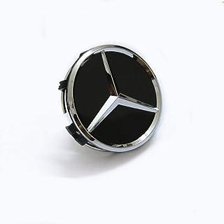 【KTR】BENZ Mercedes-Benz ホイールセンターキャップ ホイールキャップ センターキャップ 4個セットGLE GLS CLA GLA GLB V CLASS coupe E CLASS C CLASS S CLASS MAYB...
